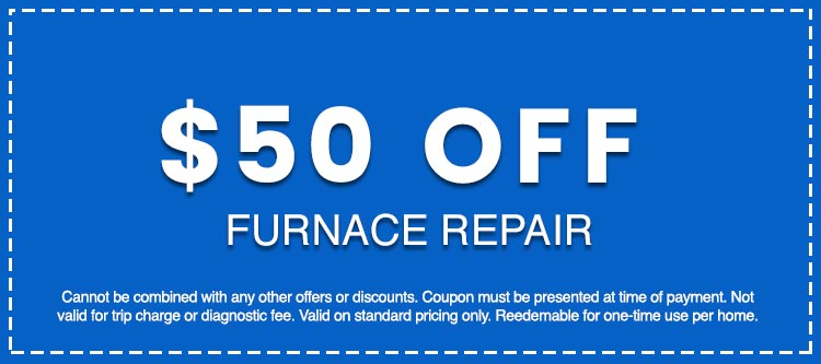 Discounts on Furnace Repair